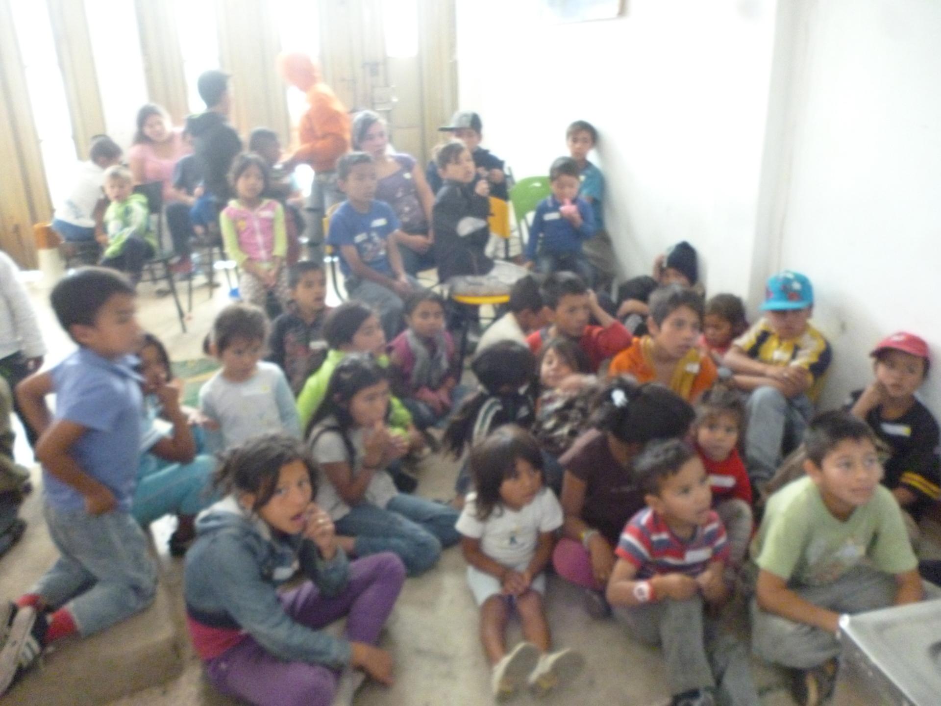 Comedor infantil 2 for Proyecto comedor infantil