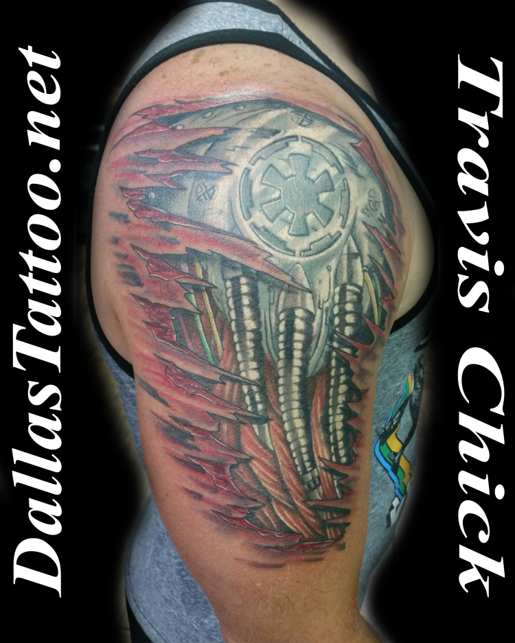 Dallas tattoo artist for Best tattoo shops in dallas