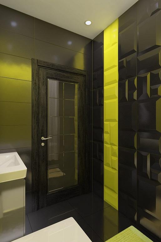Интерьер ванной в Хабаровске